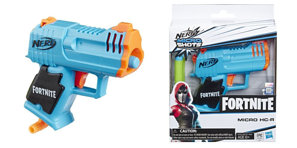 Nerf Fortnite Micro HC-R