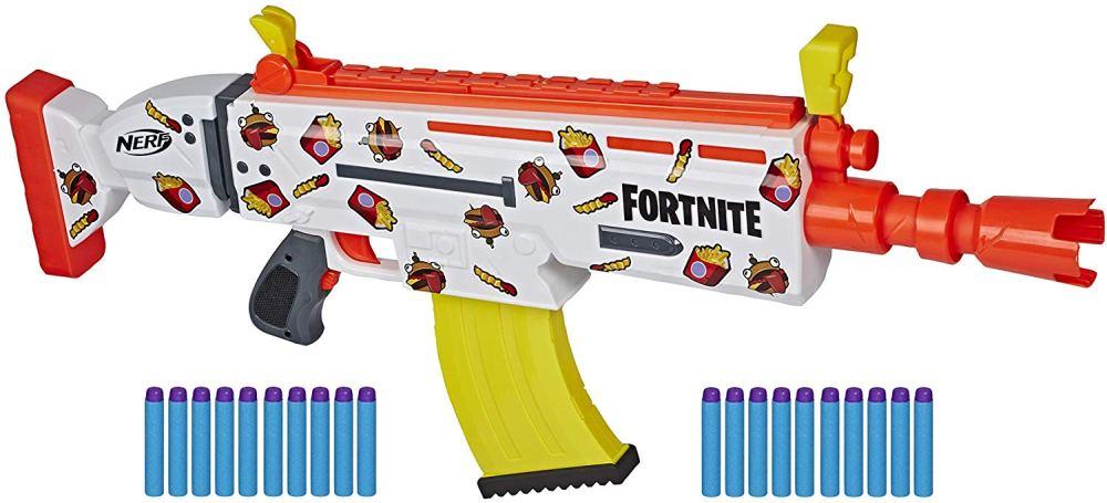 Бластер Fortnite AR-Durr Burger