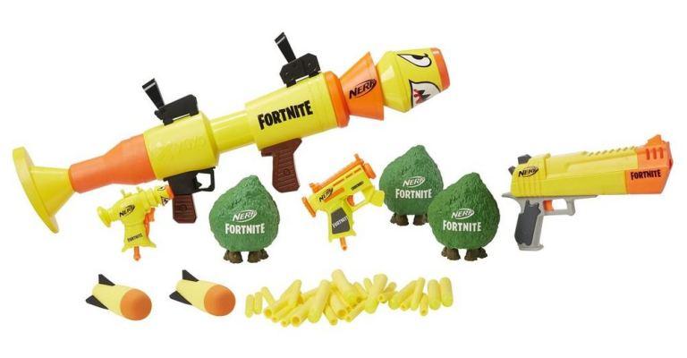 Nerf Fortnite Legendary Supply Drop