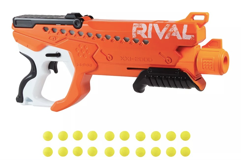 Nerf Rival Curve Shot Helix